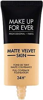 Make Up For Ever Matte Velvet Skin Full Coverage Foundation - # Y245 (Soft Sand) 30ml/1oz