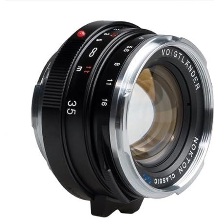 Voigtländer 35 Mm F 1 4 Nokton Sc Für Leica M Kamera