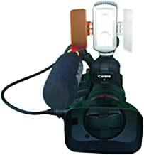 Lumiere L.A. TWIN LED 5500K Portable White Daylight Video Light (LIGHT ONLY)