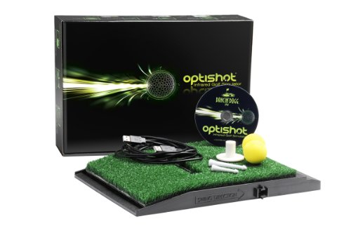 Big Sale Best Cheap Deals Dancin Dogg OptiShot Infrared Golf Simulator (Now Includes 3 Free Championship Courses)