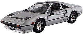 BESTMODEL 1/43 フェラーリ 208 GTS ターボ 1982 メタリックグレー 完成品