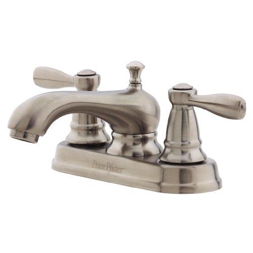 One Bathroom Sink Faucets Recommend This Pfister T48pk00 Portland 4 Inch Centerset Bathroom