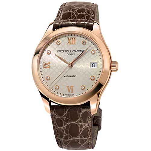 Frederique Constant Geneve Ladies Automtic FC-303LGD3B4 Dames automatisch horloge
