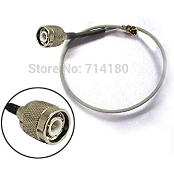 IPX//u.fl to TNC Female nut Pigtail Cable 15cm for PCI WiFi Card Wireless Router Fast USA Shipping