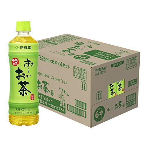 伊藤園 おーいお茶 緑茶 ご当地パッケージ 525ml ×24本