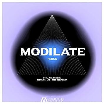 Modilate (Incl. Remixes)
