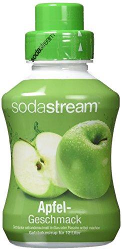 Sodastream Apfel, 2er Pack (2 x 500ml Flasche)