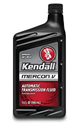 Kendall 1043807 Automatic Transmission Fluid