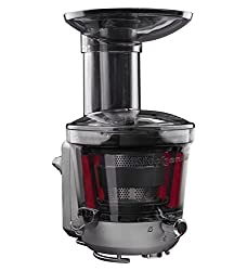 Kitchenaid fjuicer and sauce attachments