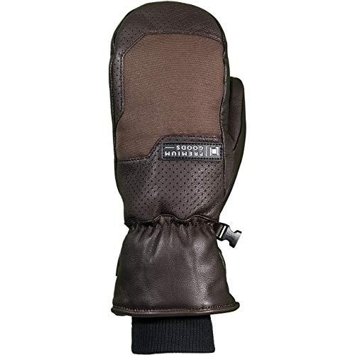 Nitro Unisex LO-FI MITT ´21 Gloves, Espresso, S