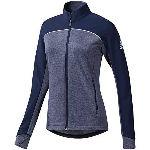 adidas GO-TO Adapt Jacket Chaqueta Deportiva, Azul (Azul Navy/Azul Du3873), X-Small (Tamaño del Fabricante:XS) para Mujer