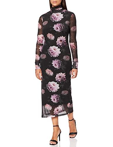 HUGO Neshy Vestido de Fiesta Informal, Open Miscellaneous960, XXL para Mujer