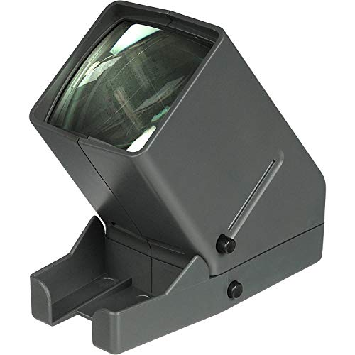 CozyKit LED Lighted Viewing for 35mm Slides & Film Negatives,...