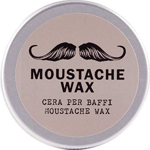 Dear Beard Moustache Wax Schnurrbartwichse- ohne Silikone und Parabene, 30 ml