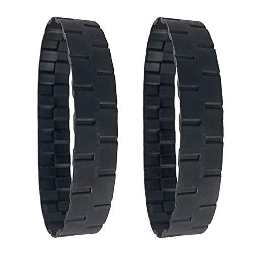 Non-brand 2 Piezas de Neumático de Rueda para 500, 600, 700, 800 Y 900 Accesorios de