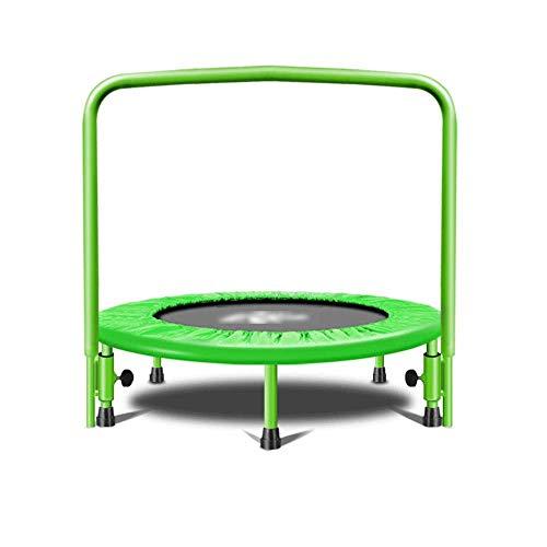 XBCDX Trampoline Home Kindertrampoline voor kinderen springbed voor indoor tuin workout cardiotraining vrije tijd