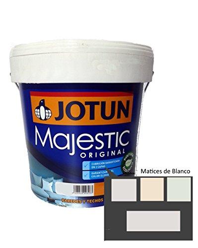 Pintura para interiores Majestic Original (Matices de blanco)