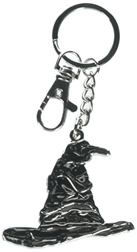 Carat Shop Unisex Porte-clés Harry Potter Brillenkette, (Argent), (Herstellergröße: One size)