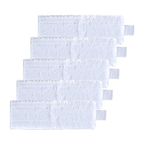 iAmoy Ersatz Mikrofaser Bodendüse Mopp Tuchset Kompatibel mit Kärcher EasyFix SC 2,SC 3,SC 4,SC 5 Dampfreiniger