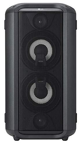 LG XBOOM RL4 Altavoz 150 W Negro - Altavoces (De 2 vías, 2.0 Canales, Inalámbrico y alámbrico, 150 W, 4 Ω, Negro)