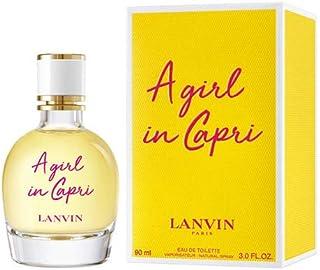 Lanvin A Girl In Capri Eau De Toilette, 90 ml