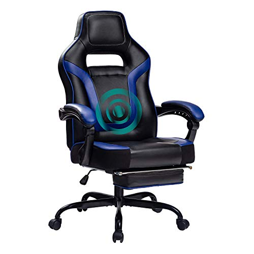 HEALGEN Big and Tall Gaming Chair with Footrest