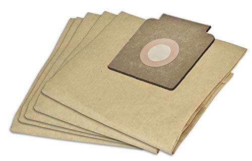 10 bolsas de papel para aspiradora K� rcher