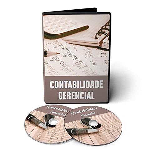 Curso de Contabilidade Gerencial em 02 DVDs Videoaula
