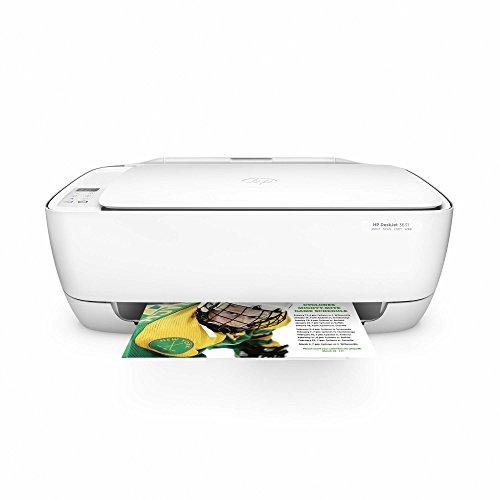 HP Deskjet 3631 All-in-One Color Ink-jet - Printer / copier / scanner - English