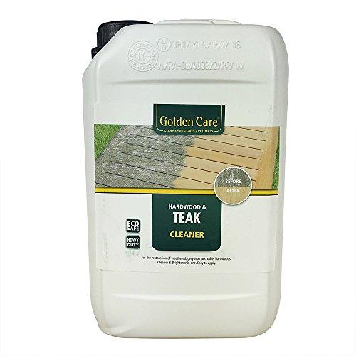Golden Care Teak Cleaner - 3 Liter