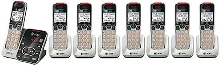 AT&T CRL32102 Cordless Phone and 7 CRL30102 Handsets photo