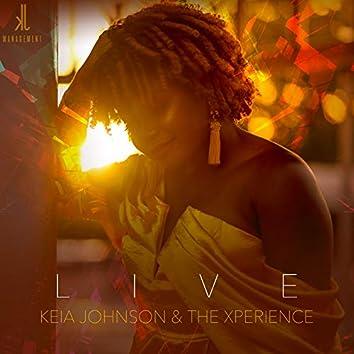 Live: Keia Johnson & the Xperience