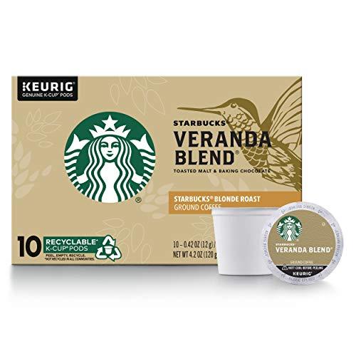 Top 10 Best starbucks coffee k cups Reviews