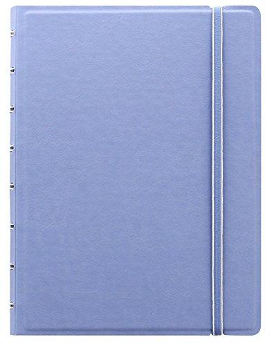 Filofax Cuaderno A5, recargable, color azul