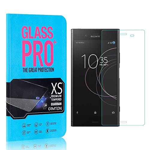 GIMTON Displayschutzfolie für Sony Xperia Z4 Compact, 9H Härte HD Schutzfolie aus Gehärtetem Glas für Sony Xperia Z4 Compact, Blasenfrei, Anti Fingerabdruck, 2 Stück