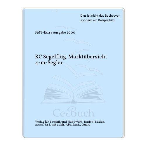 RC Segelflug. Marktübersicht 4-m-Segler