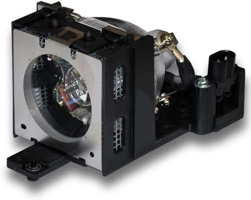 Powered by Ushio AuraBeam Professional Replacement Projector Lamp for Sanyo POA-LMP149 with Housing