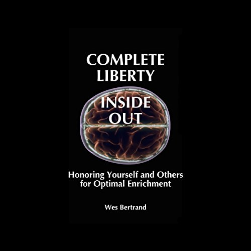 Complete Liberty Inside Out audiobook cover art