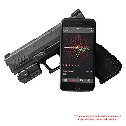 MantisX Sistema de Entrenamiento de Armas de Fuego