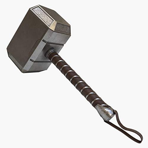 Halloween Beben Hammer PU Requisiten Rächer Thors Streitaxt Erwachsene Cosplay Requisiten Filme Für Rollenspiele Waren Zubehör