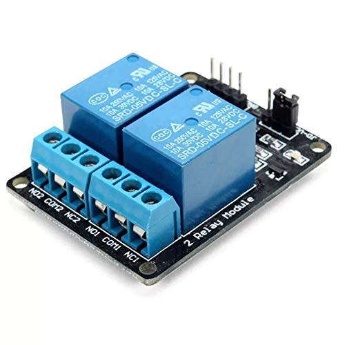 HYY-YY With Optocoupler Protection DC5V 2 Wa 2CH Channel Rela Module Woodworking Tools