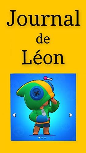 Le Journal de Lon (un produit Brawl Stars non-officiel) (French Edition)