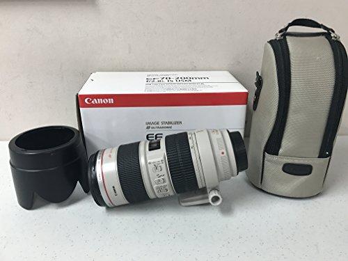 Canon EF 70-200mm/ 2,8/ L IS USM Objektiv, bildstabilisiert