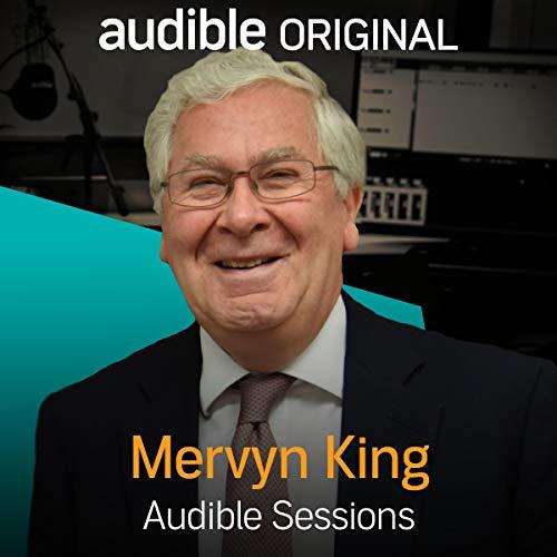 Mervyn King audiobook cover art