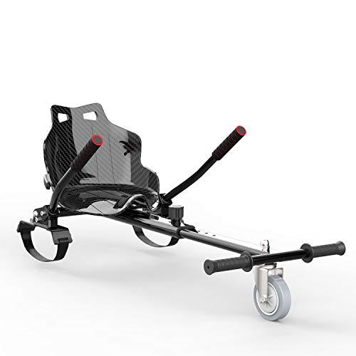 GeekMe Hoverkart,Hoverboard Sitz,Self Balance Scooter Zubehör,passend für alle Segway-Größen, Geschenk für Kinder