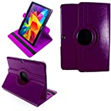 COOVY® 2.0 Etui pour Samsung Galaxy Tab 4 10.1 SM-T530 SM-T531 SM-T535 Coque de Protection Rotation...