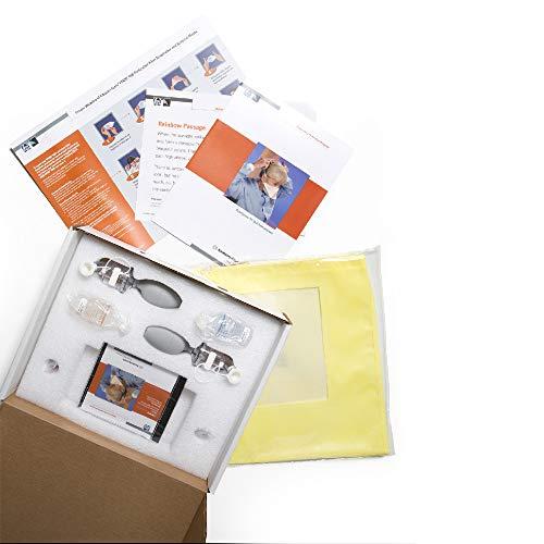 HALYARD Qualitative Fit Test Kit, for HALYARD N95 Masks 47950 (Case of 1)