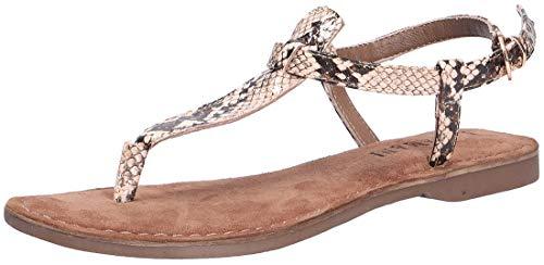 Lazamani Dames sandaal bruin