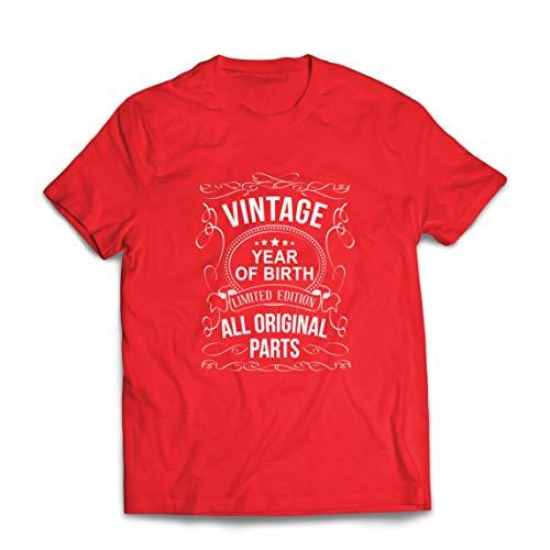 lepni.me Camisetas Hombre Año Personalizado Todas Las Piezas Original