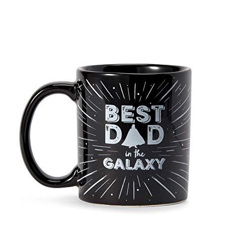 N\A Taza de café del día del Padre de Star Wars - Taza de cerámica del